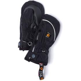 Isbjörn Baby Winterglove Zip Black